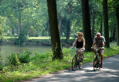 14 recreatieve fietstochten
