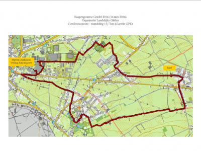 Sint-Truiden Haspengouwse Gordel 2016 - 16-05-2016 - 93